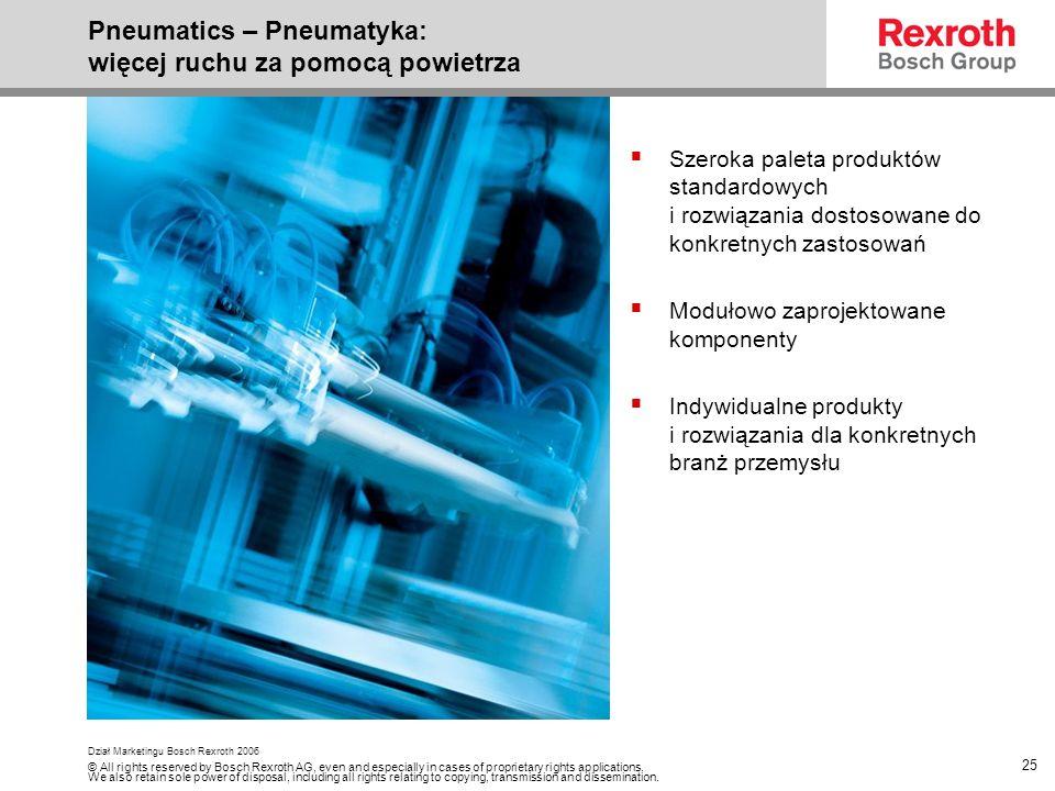 Pneumatics – Pneumatyka: więcej ruchu za pomocą powietrza