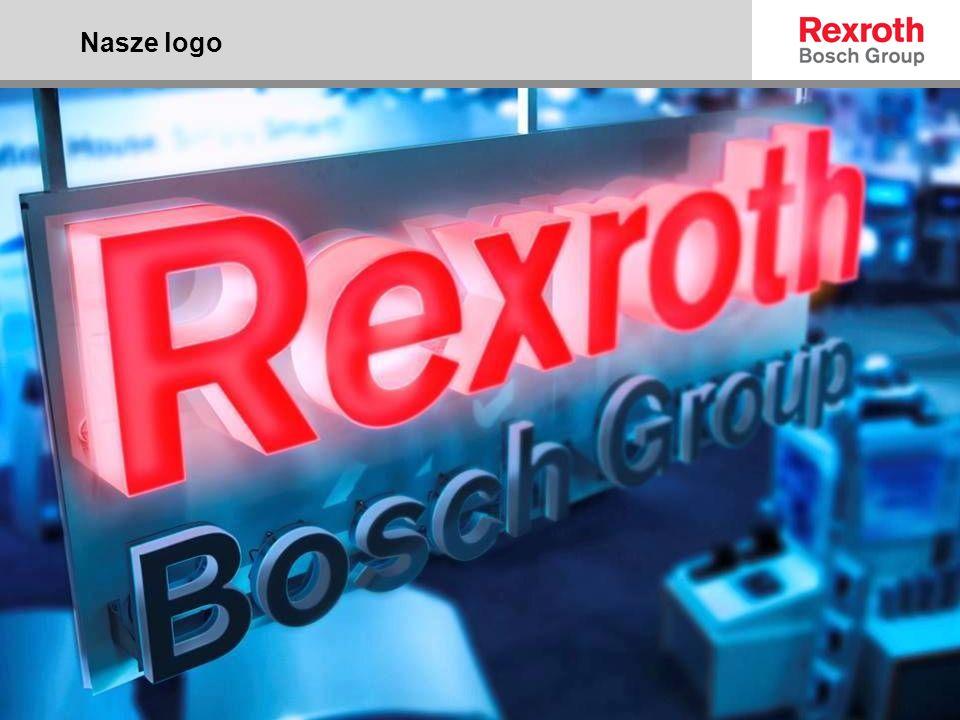 Nasze logo Dział Marketingu Bosch Rexroth 2006