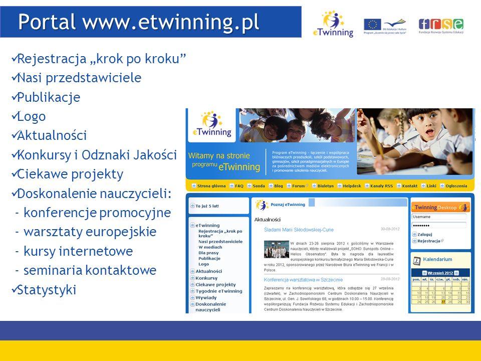 Portal www.etwinning.pl