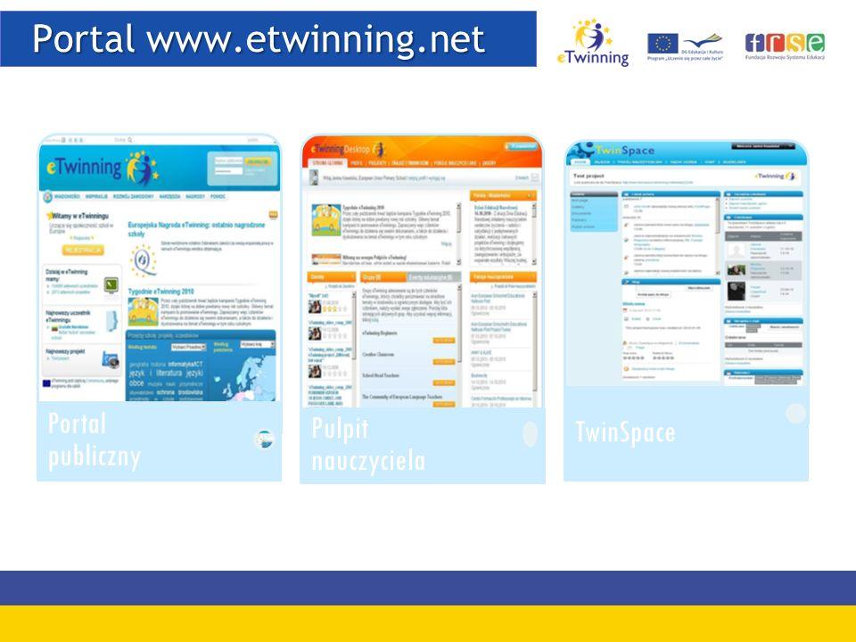 Portal www.etwinning.net
