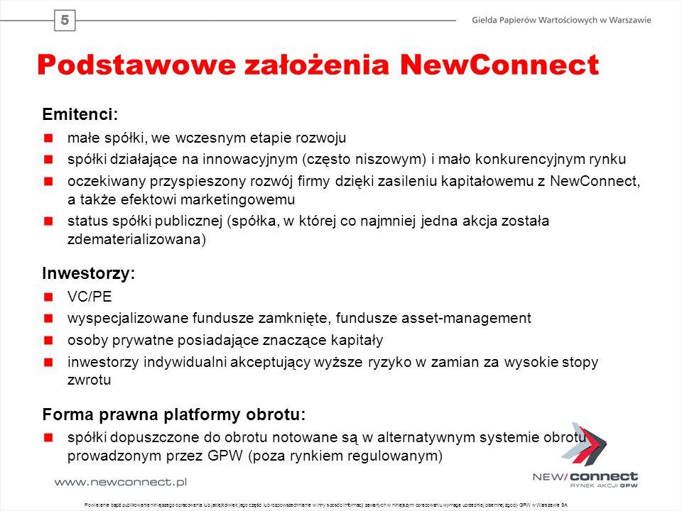 Podstawowe założenia NewConnect