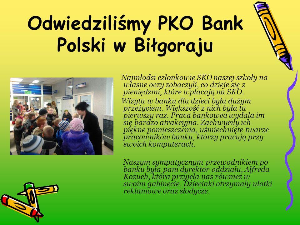 Odwiedziliśmy PKO Bank Polski w Biłgoraju