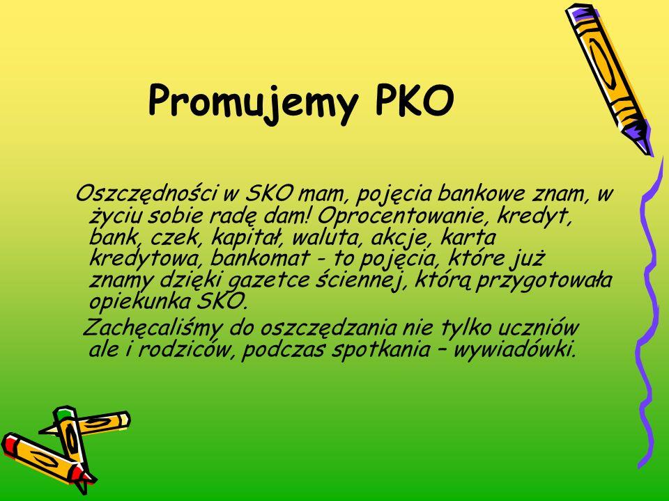 Promujemy PKO