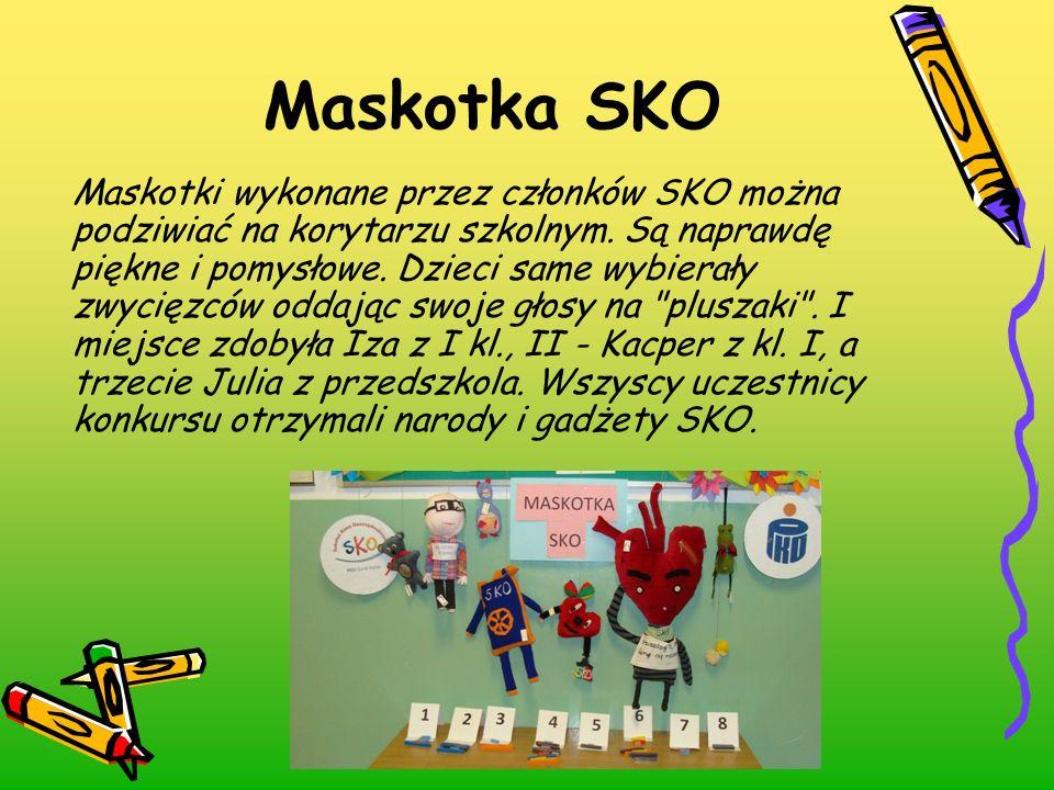 Maskotka SKO