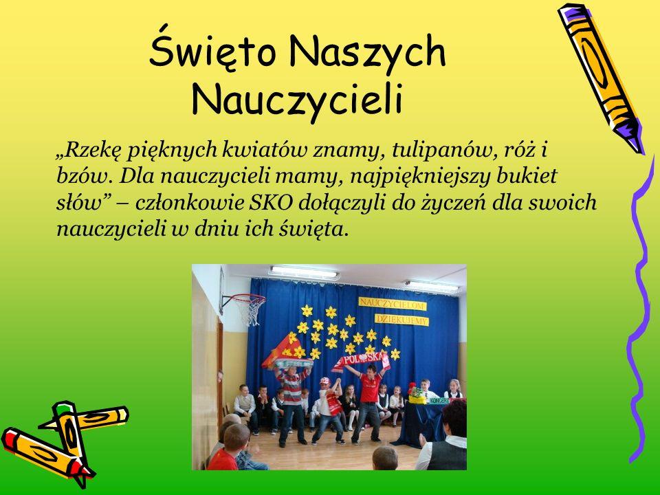 Święto Naszych Nauczycieli