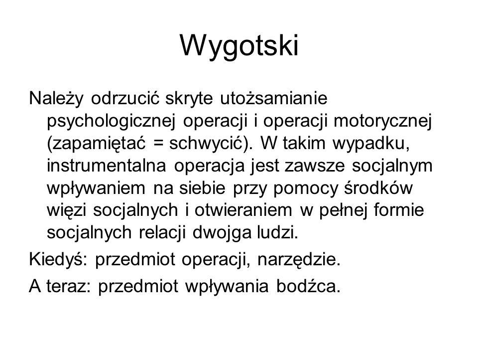 Wygotski