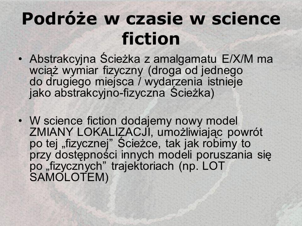 Podróże w czasie w science fiction