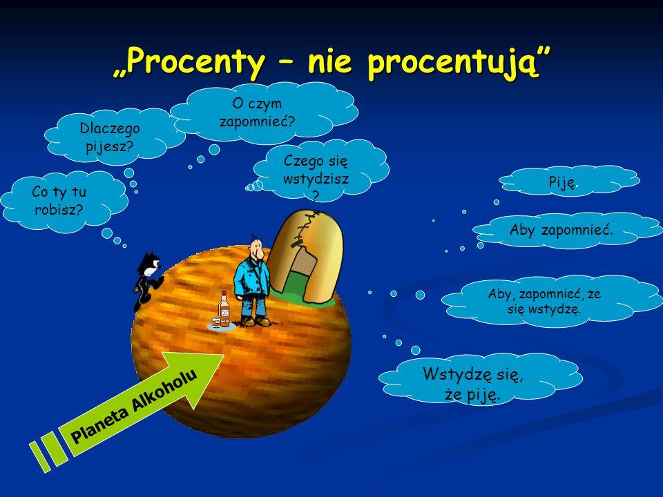 """""""Procenty – nie procentują"""
