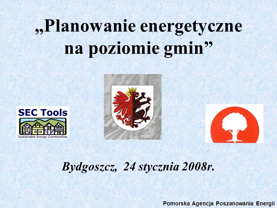 """""""Planowanie energetyczne na poziomie gmin"""