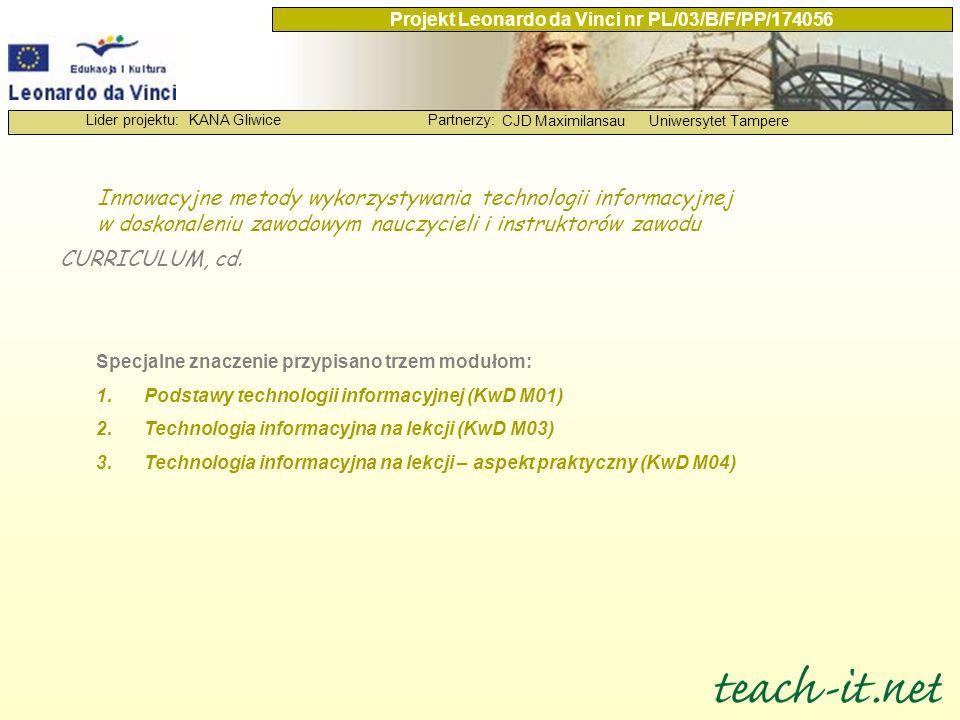 Innowacyjne metody wykorzystywania technologii informacyjnej