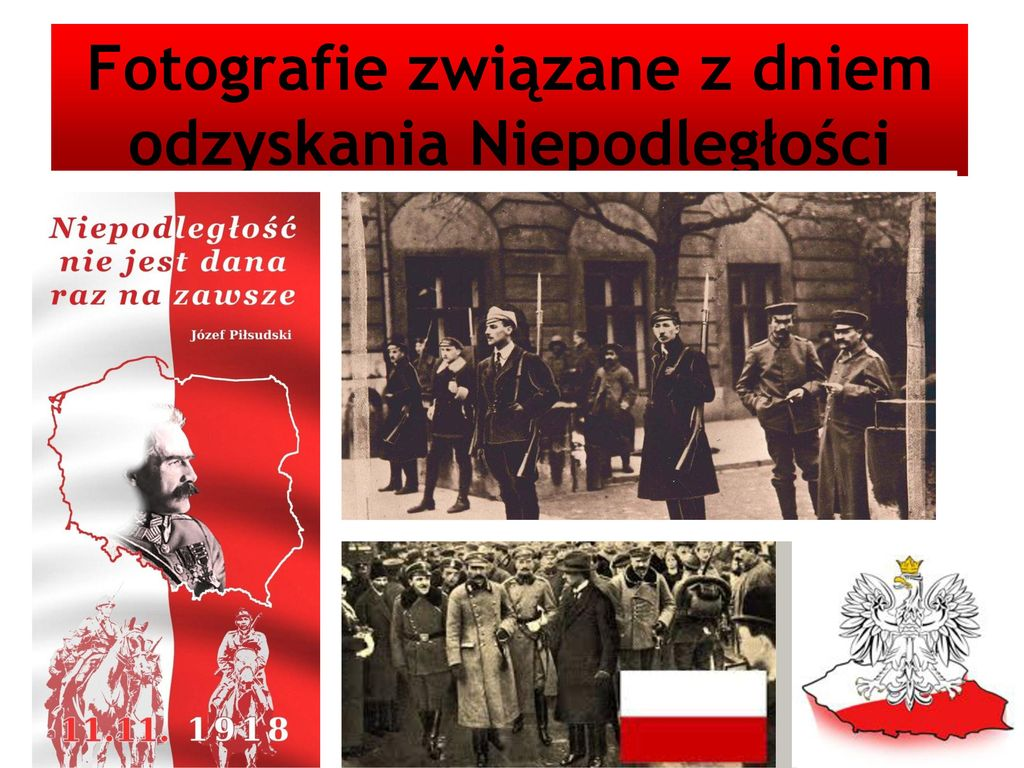 Fotografie związane z dniem odzyskania Niepodległości