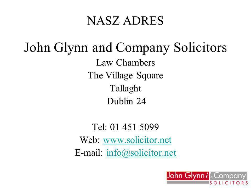 John Glynn and Company Solicitors