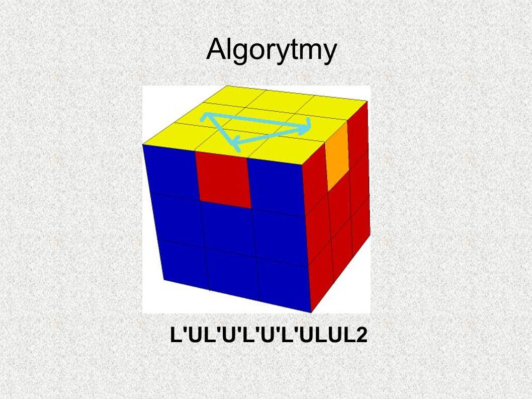 Algorytmy L UL U L U L ULUL2