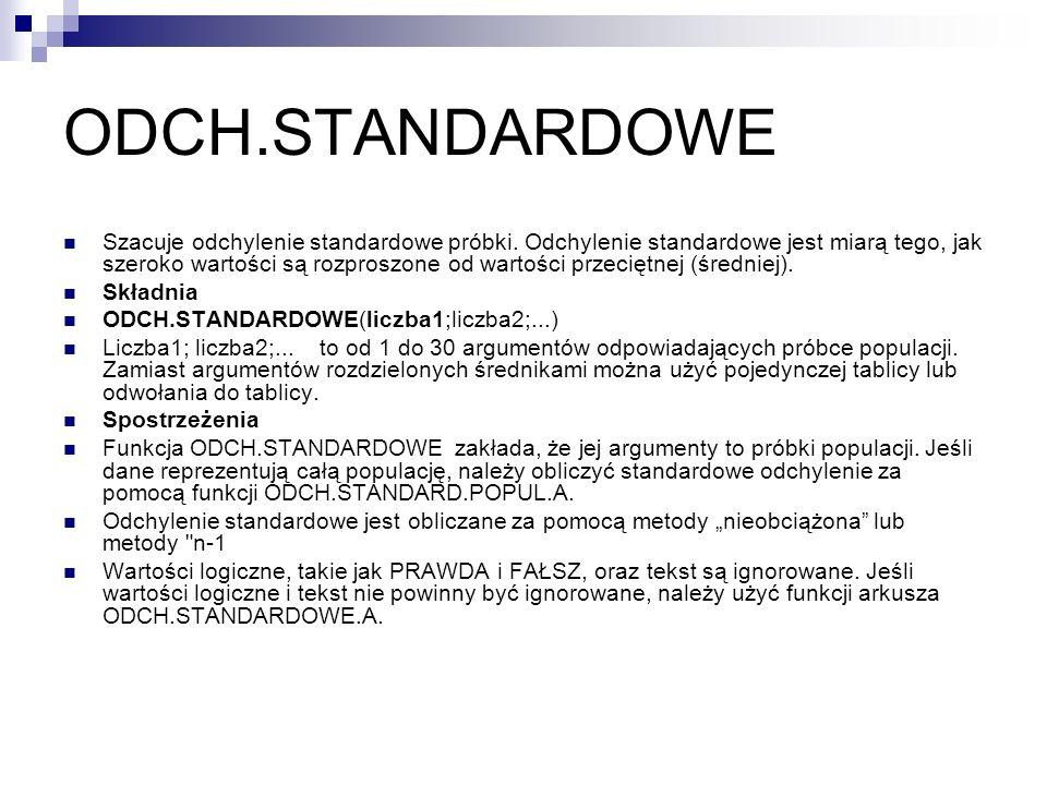 ODCH.STANDARDOWE