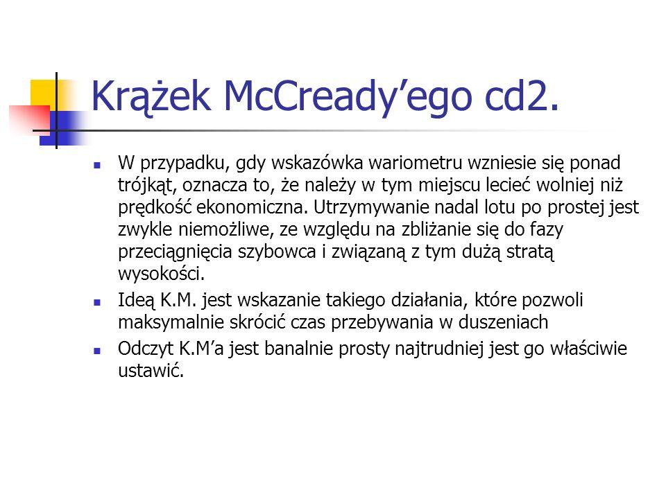 Krążek McCready'ego cd2.