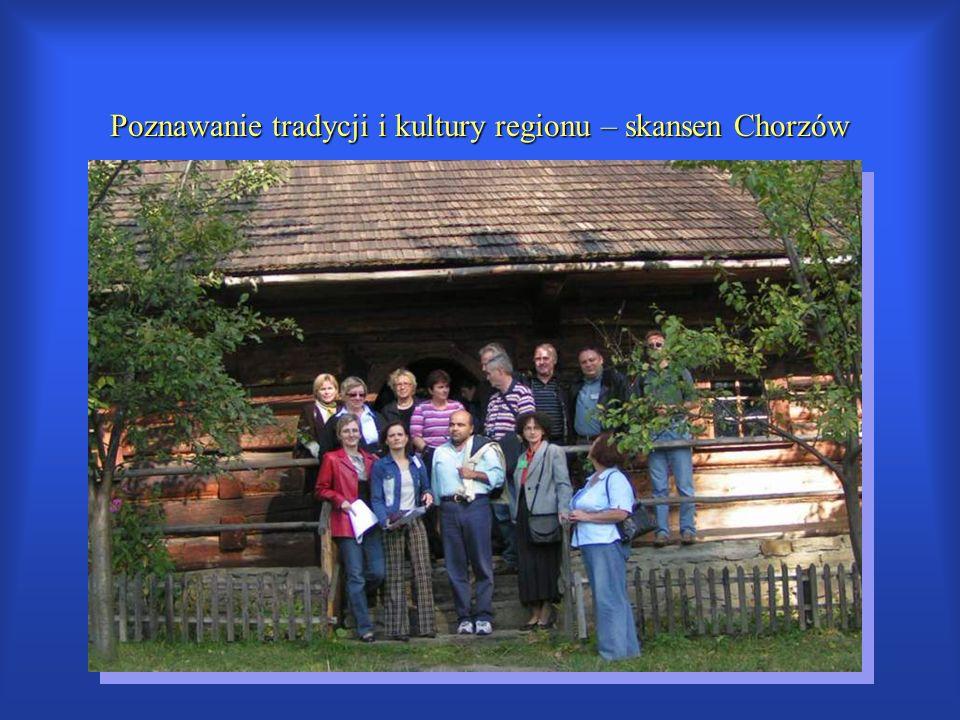 Poznawanie tradycji i kultury regionu – skansen Chorzów