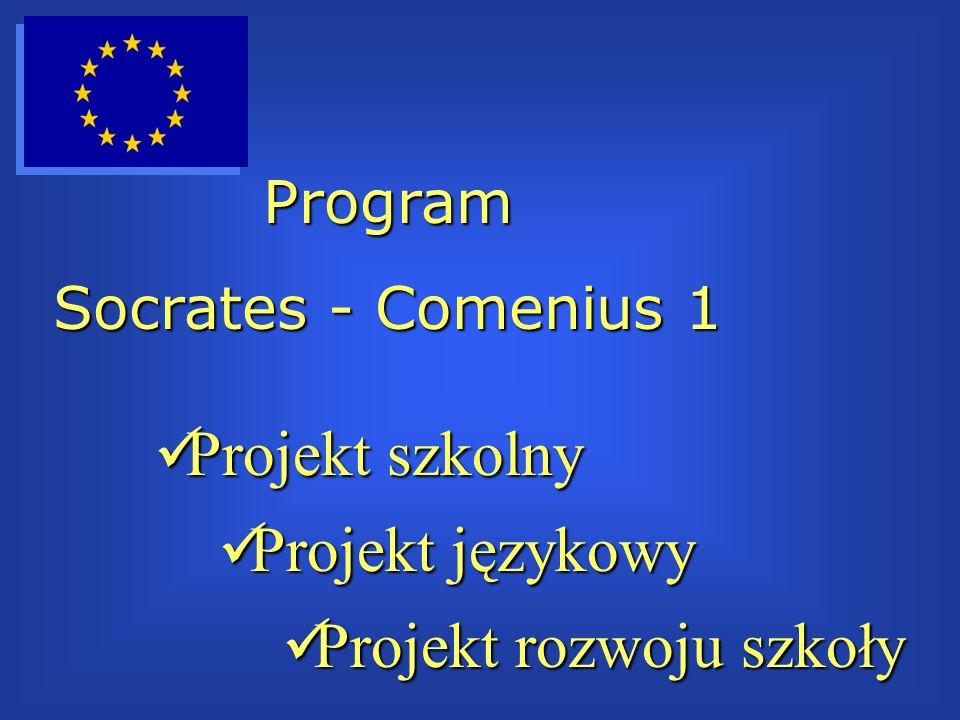 Projekt rozwoju szkoły