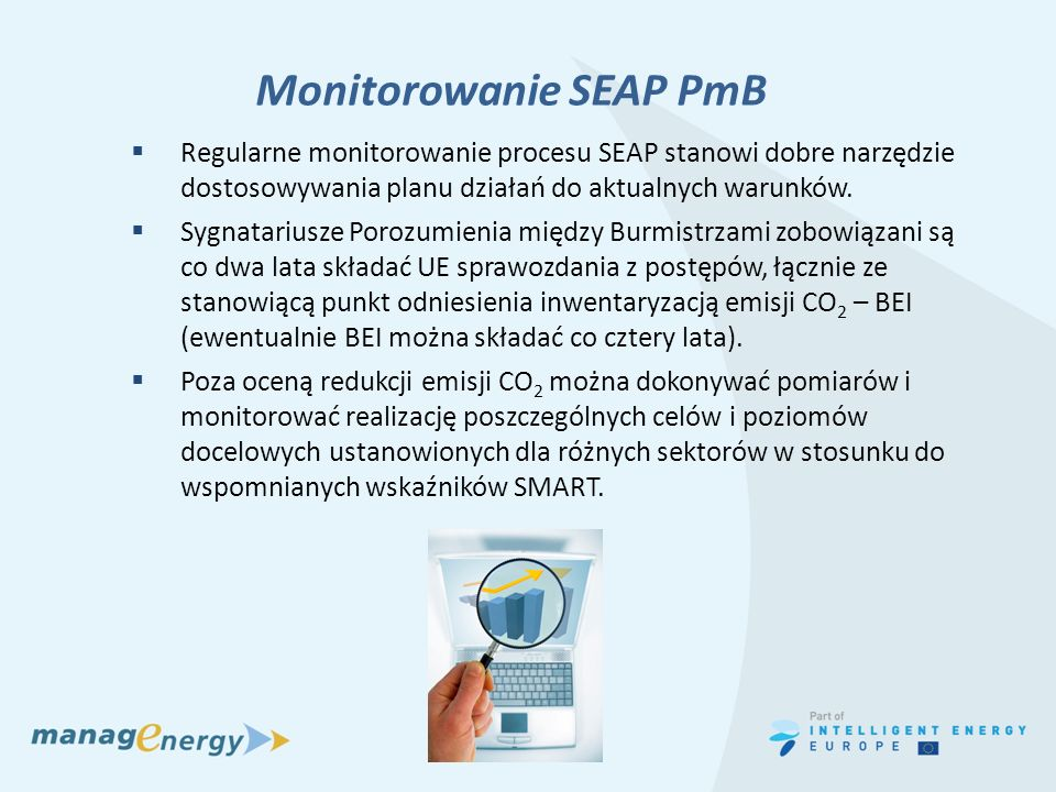 Monitorowanie SEAP PmB