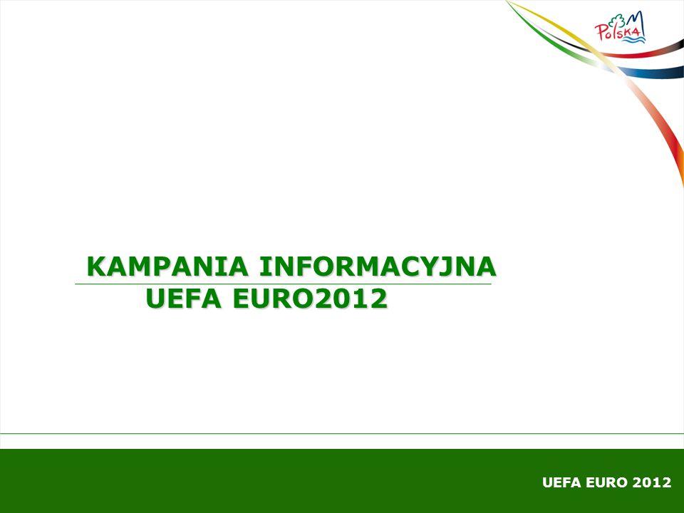 KAMPANIA INFORMACYJNA UEFA EURO2012