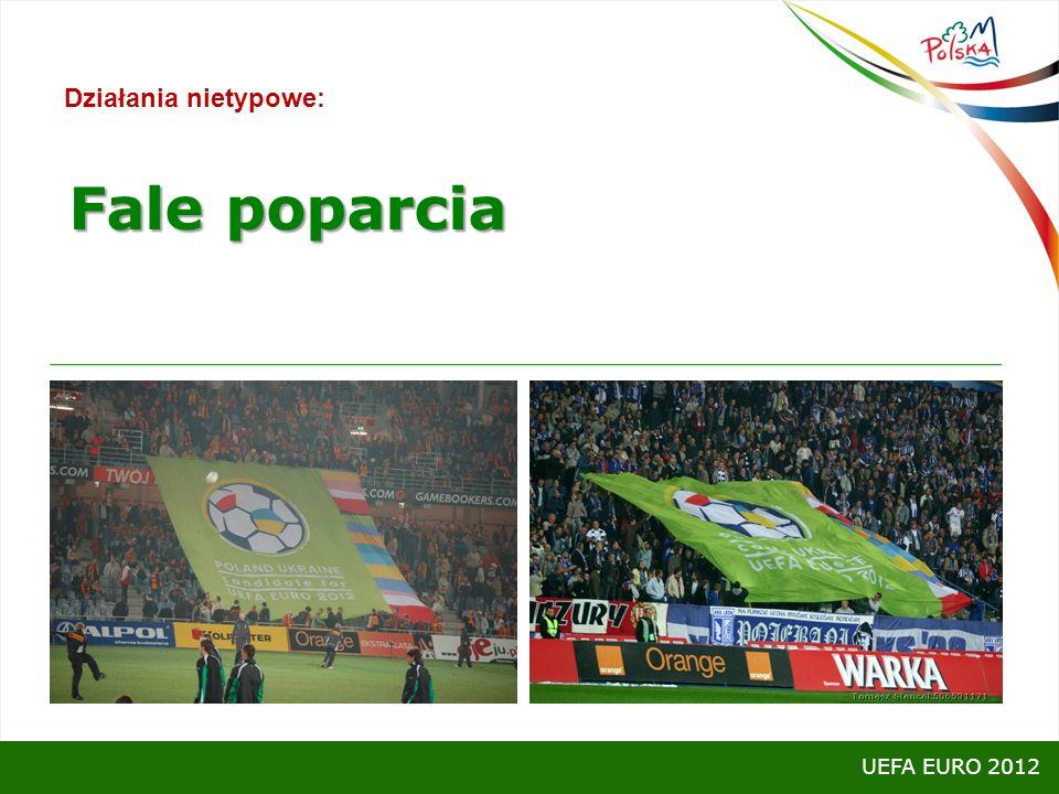 Działania nietypowe: Fale poparcia UEFA EURO 2012