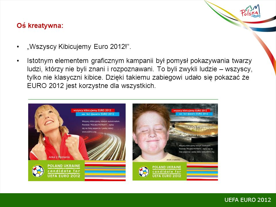 """""""Wszyscy Kibicujemy Euro 2012! ."""