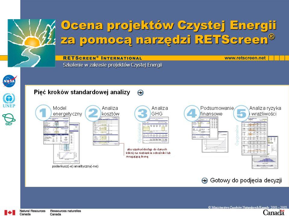 Szkolenie w zakresie projektów Czystej Energii