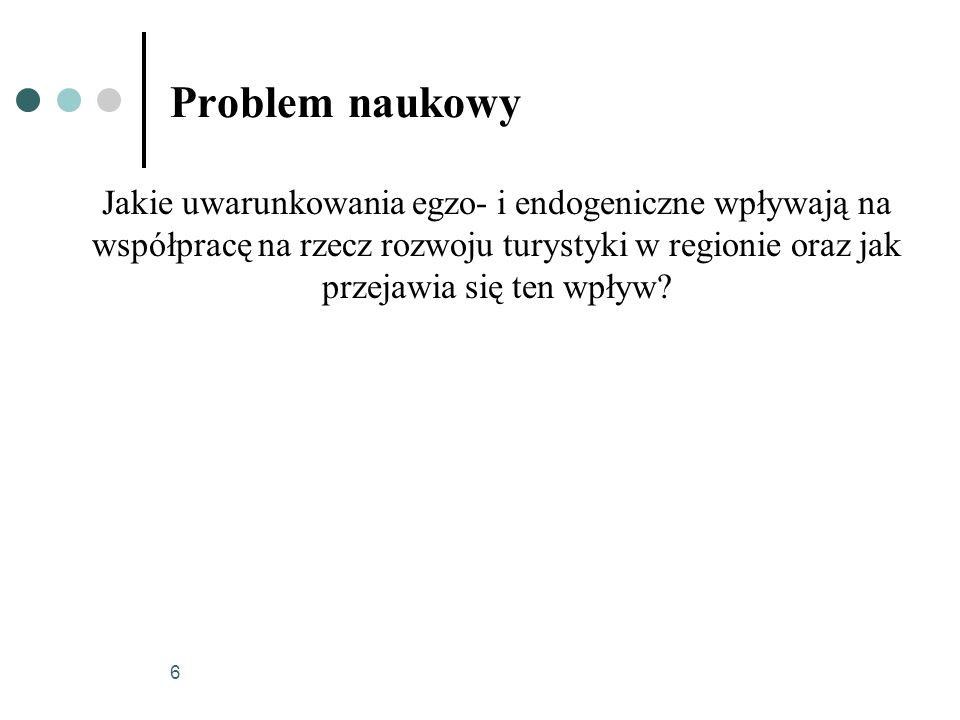 Problem naukowy
