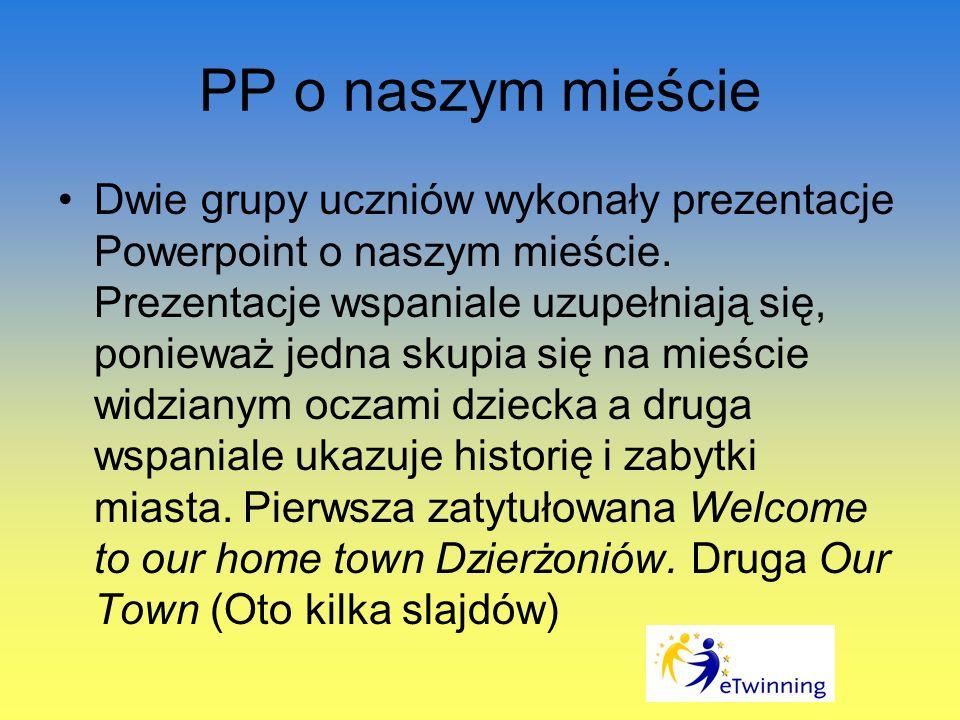 PP o naszym mieście