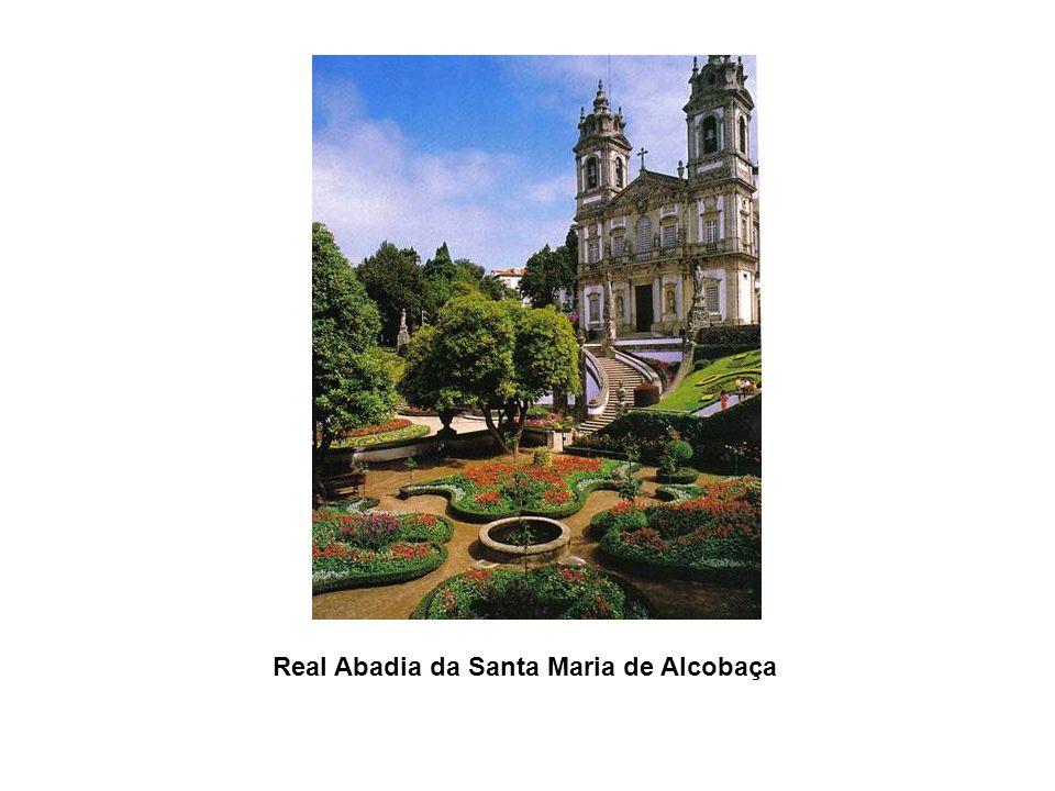 Real Abadia da Santa Maria de Alcobaça