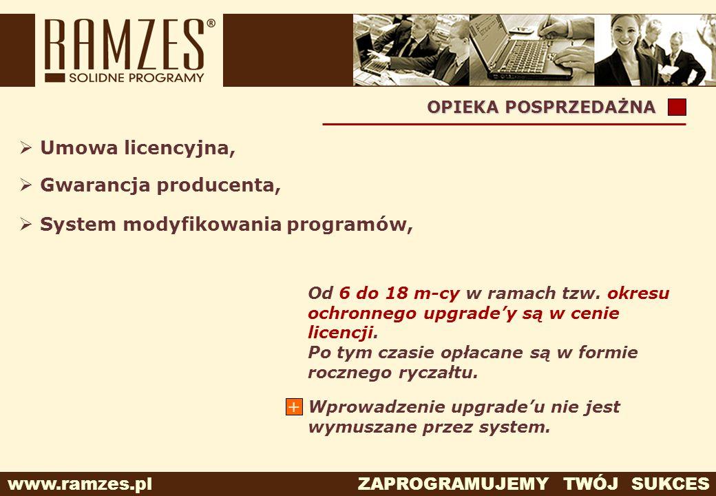 System modyfikowania programów,
