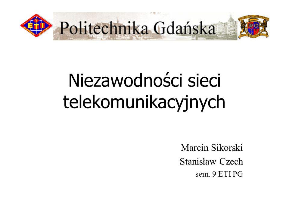 Niezawodności sieci telekomunikacyjnych