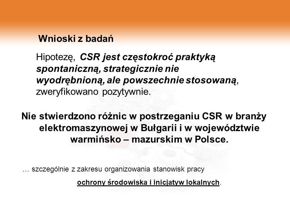 ochrony środowiska i inicjatyw lokalnych.