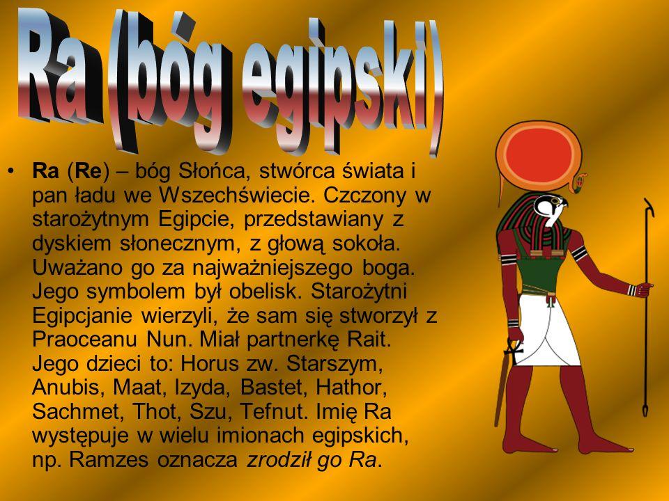 Ra (bóg egipski)