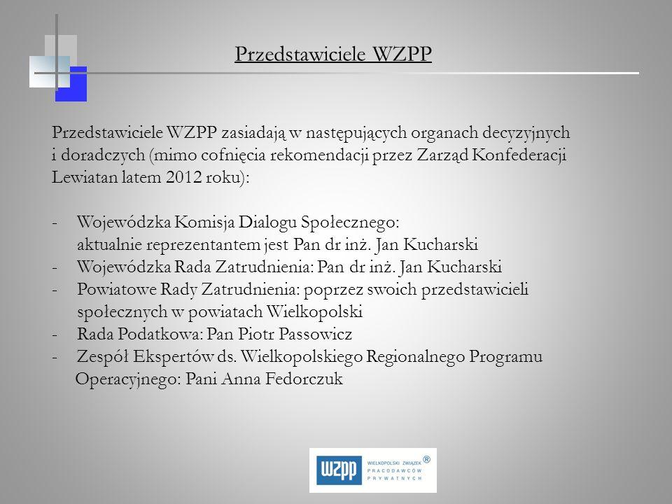 Przedstawiciele WZPP