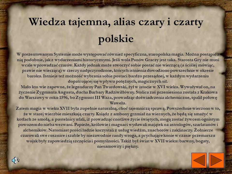 Wiedza tajemna, alias czary i czarty polskie