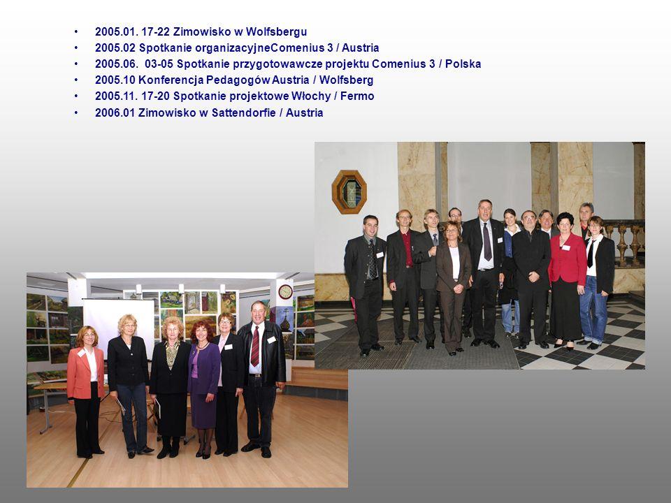 2005.01. 17-22 Zimowisko w Wolfsbergu