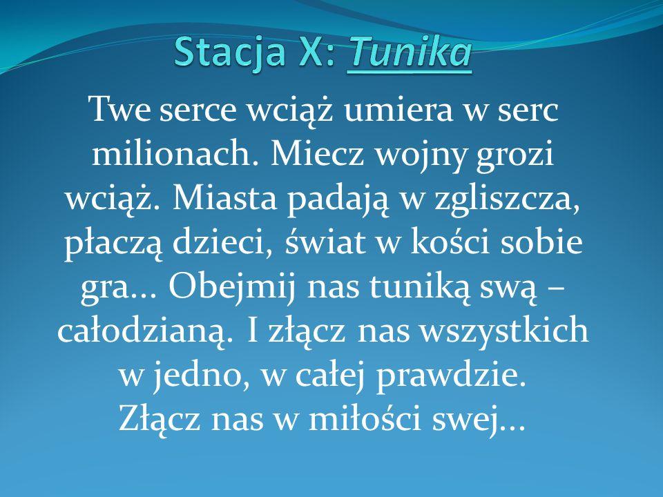 Stacja X: Tunika