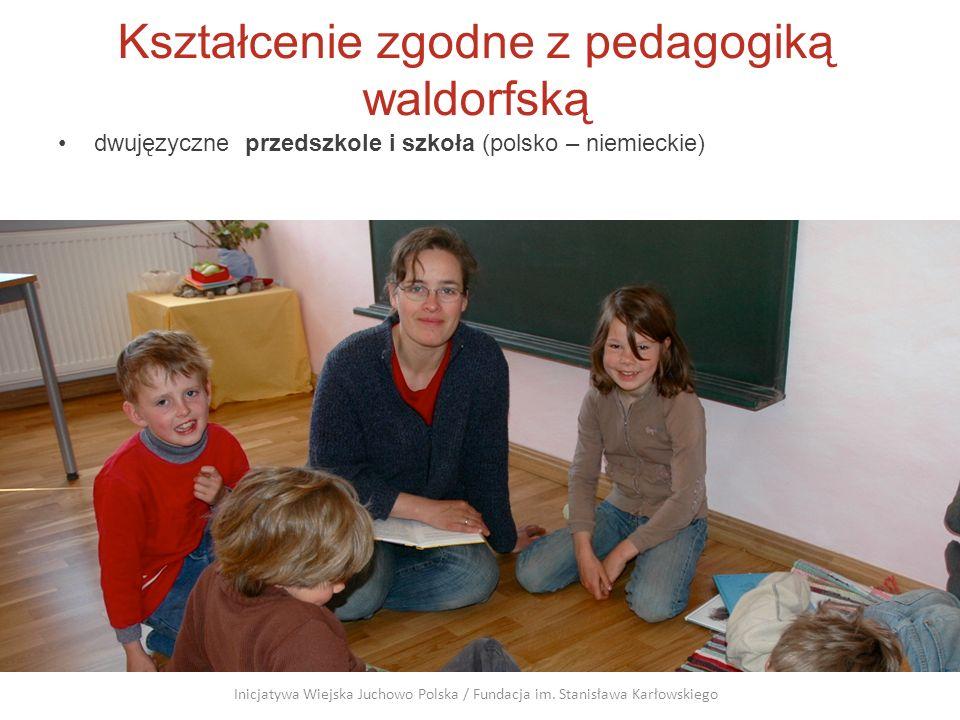 Kształcenie zgodne z pedagogiką waldorfską