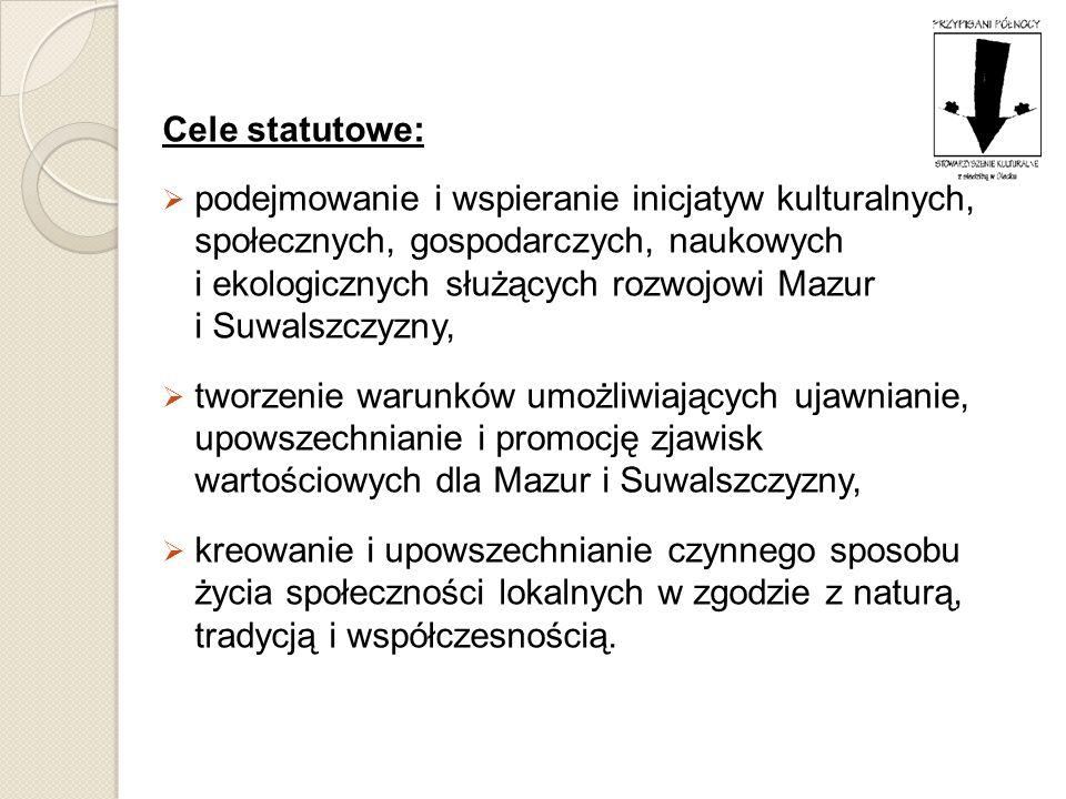 Cele statutowe: