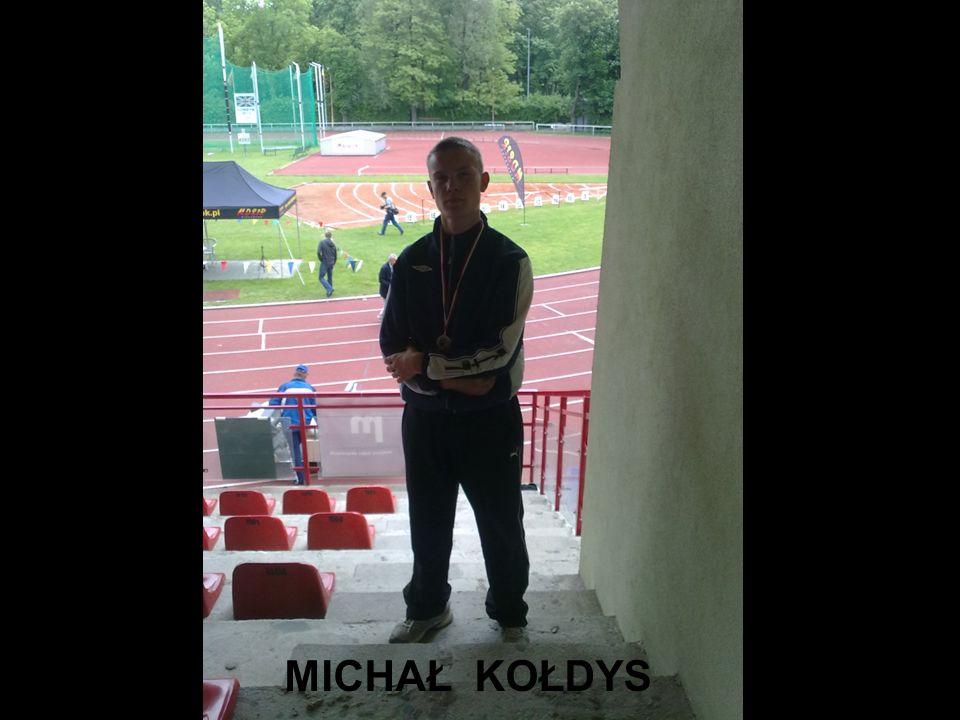 MICHAŁ KOŁDYS