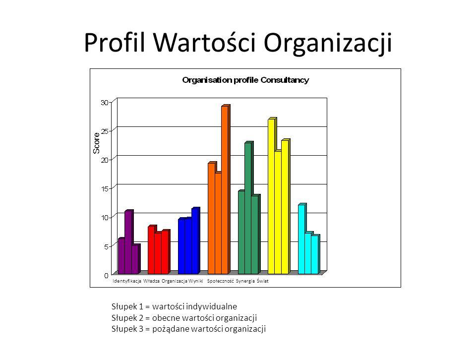 Profil Wartości Organizacji