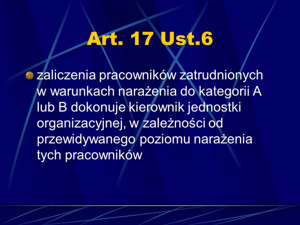 Art. 17 Ust.6