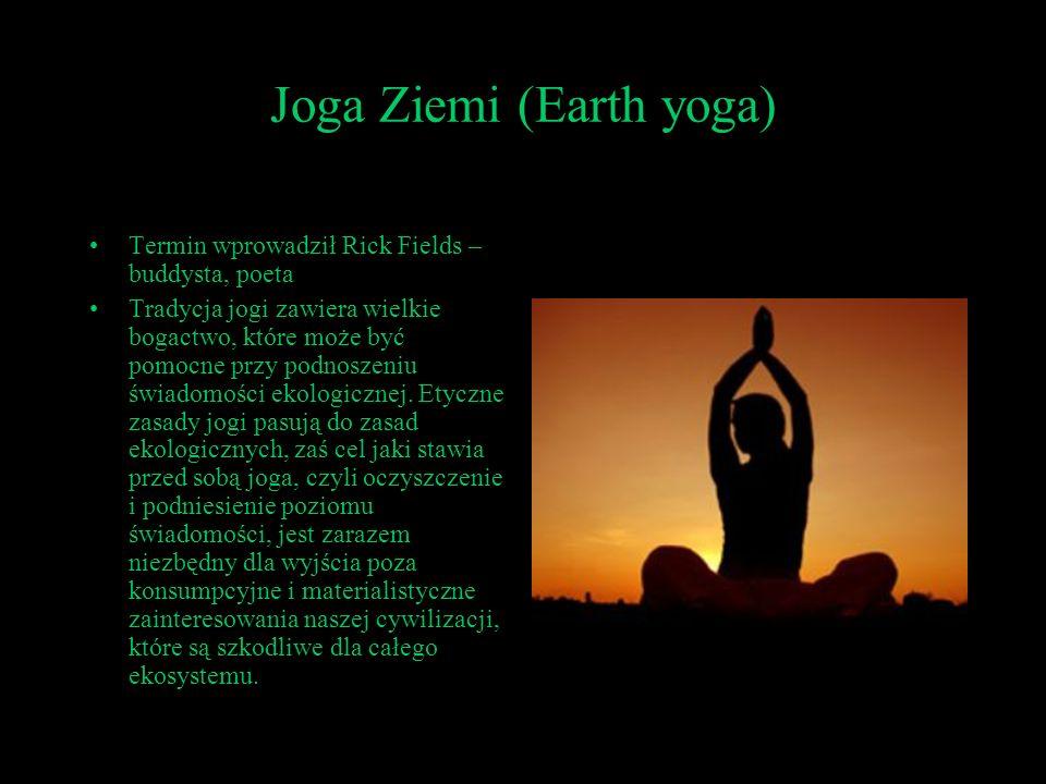 Joga Ziemi (Earth yoga)