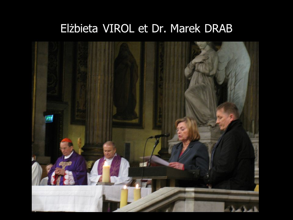 Elżbieta VIROL et Dr. Marek DRAB
