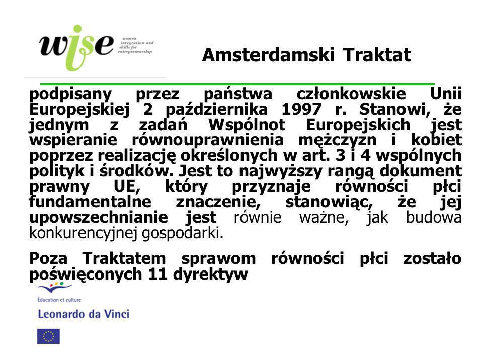 Amsterdamski Traktat