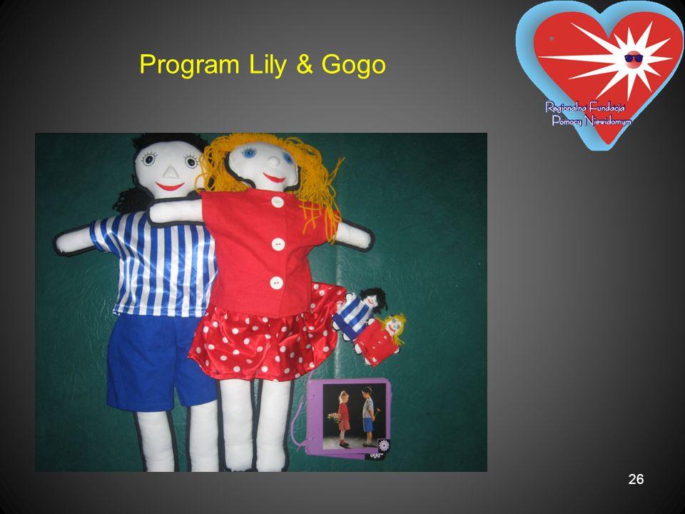 Program Lily & Gogo