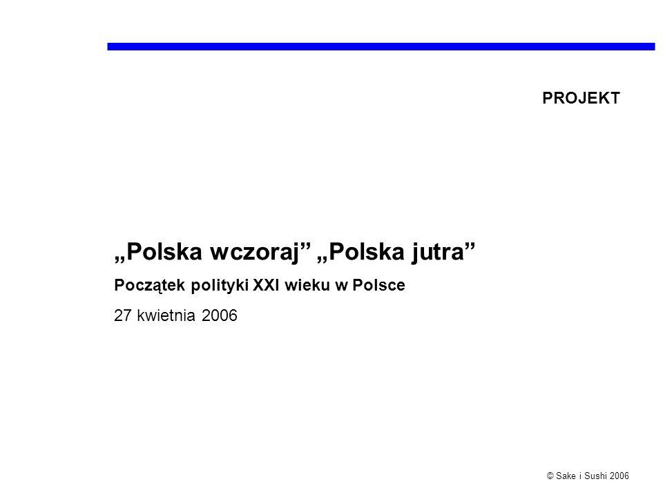 """Polska wczoraj ""Polska jutra"