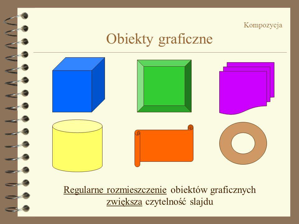 Kompozycja Obiekty graficzne
