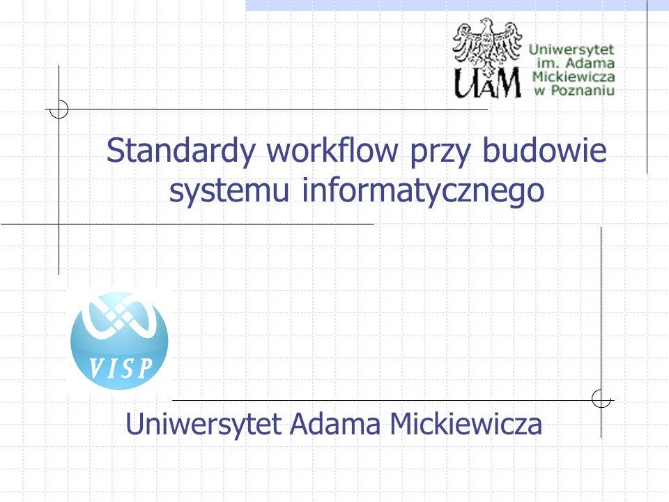 Standardy workflow przy budowie systemu informatycznego