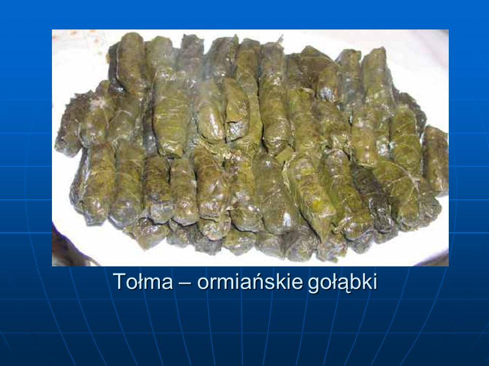 Tołma – ormiańskie gołąbki